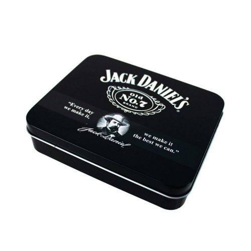 Jack Daniel's wallet tin