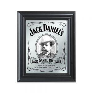 Jack Daniel's Portrait Mirror