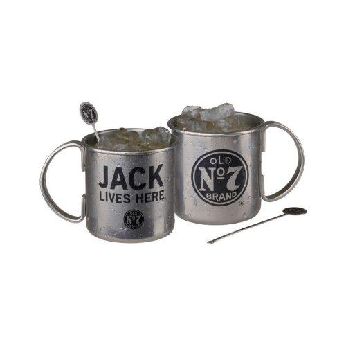 Jack Daniel's Mule Set