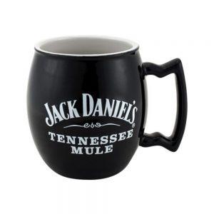 Jack Daniel's Ceramic Mule Mug