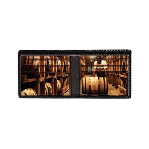 Jack Daniel's Whiskey Wallet