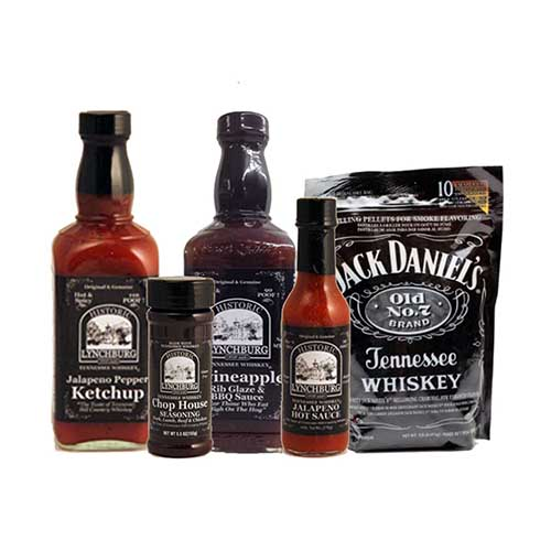 Jack Daniels Foods & Grilling Products