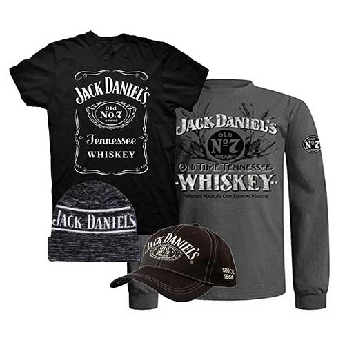 Jack Daniels Clothing Collection
