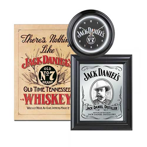 Jack Daniels Signs & Decor