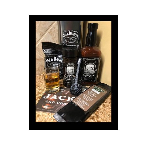 Lynchburg and Jack Daniel's Sampler