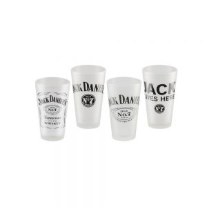 Jack Daniel's Pint Glass Set